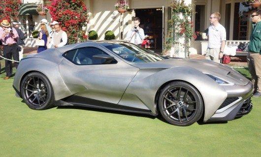 мейн-кун отличного самая дорогая машина 2017 Перу Вале