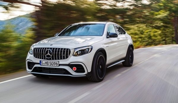 Тест-драйв MercedesGLC Coupe 63 S AMG 4MATIC