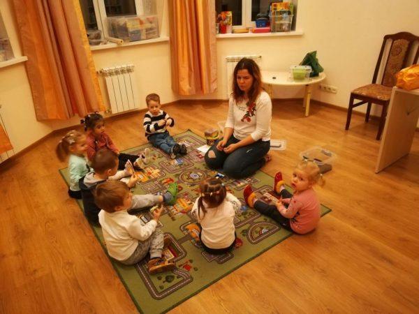 Адаптация ребёнка к частному детском саду