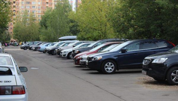 Парковки станут платными